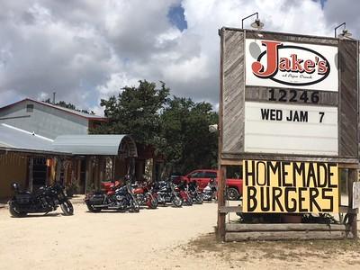 2018-06-09 JUN Chapter Ride 'Jakes at Pipe Creek'