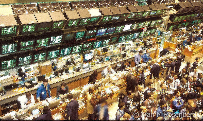 Amex Trading Floor