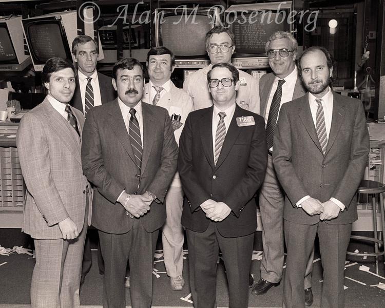 Amex Floor Brokers Assoc. 1983
