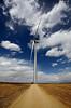 Wind Turbine, Monticello, Utah
