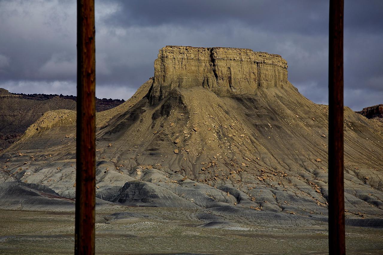Mesa #1.  Hwy 89, Utah