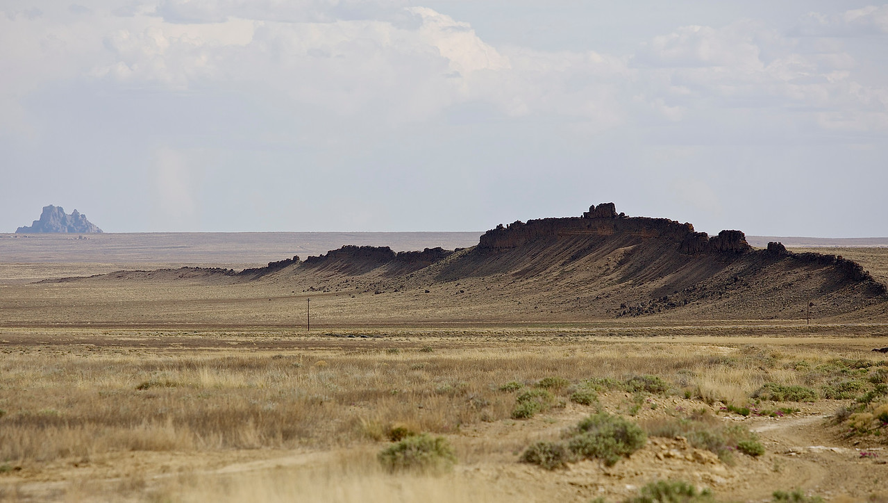 Ship Rock Wings.  Ship Rock, New Mexico
