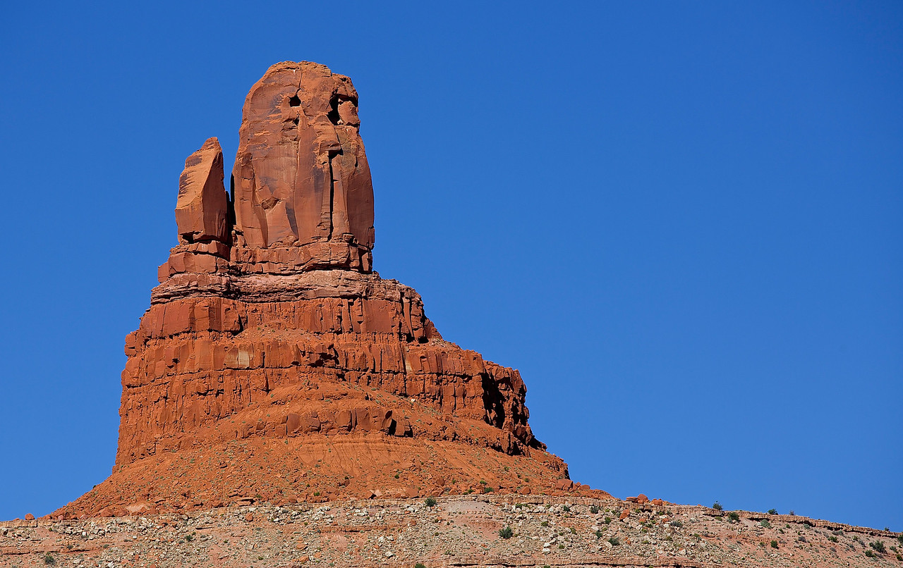 Old Man Formation.  Kayenta, Arizona.