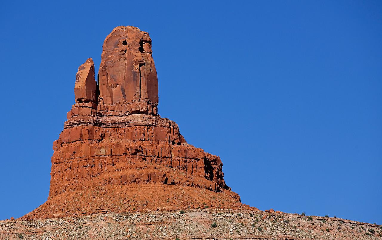 Old Man Formation.  Kayenta, Arizona.