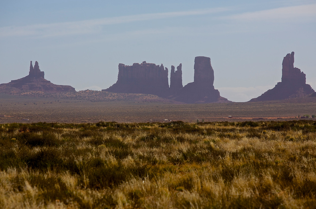 Monument Valley, Utah.  #2