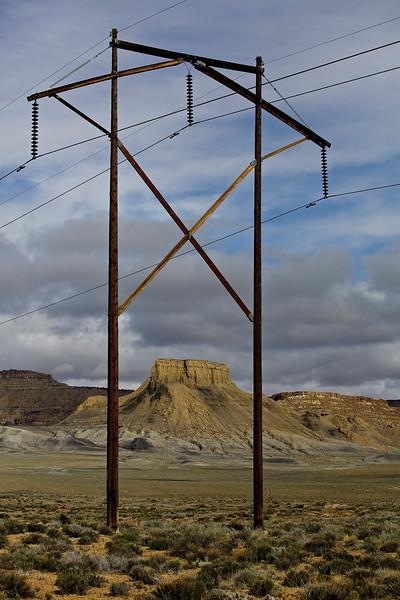 Mesa #2.  Hwy 89, Utah