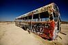 Bus No More #1. Nevada Desert