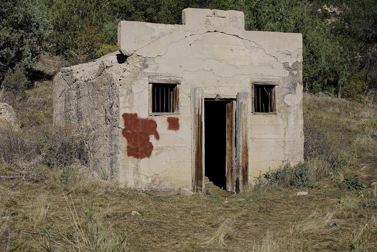 Mining Jail, Colorado