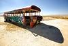 Bus No More #2. Nevada Desert