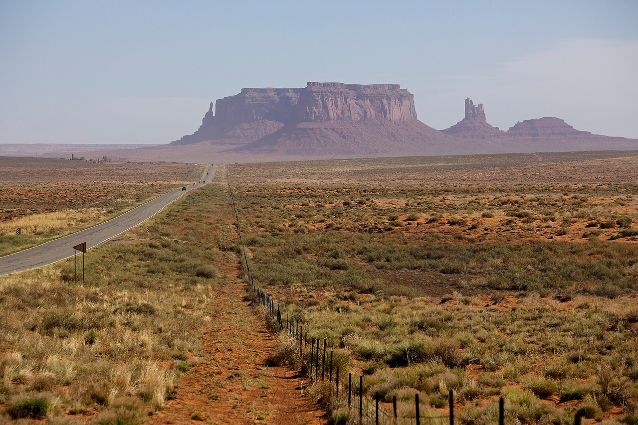 Monument Valley, Utah.  #1
