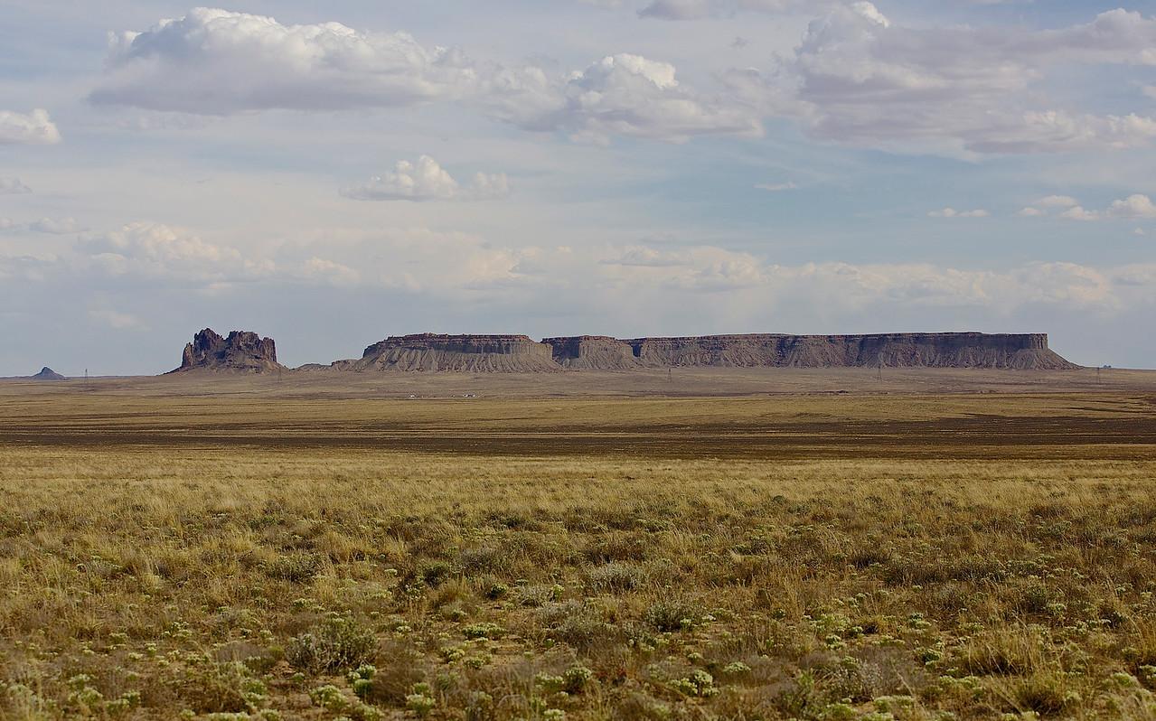 Ship Rock Extras.  Ship Rock, New Mexico