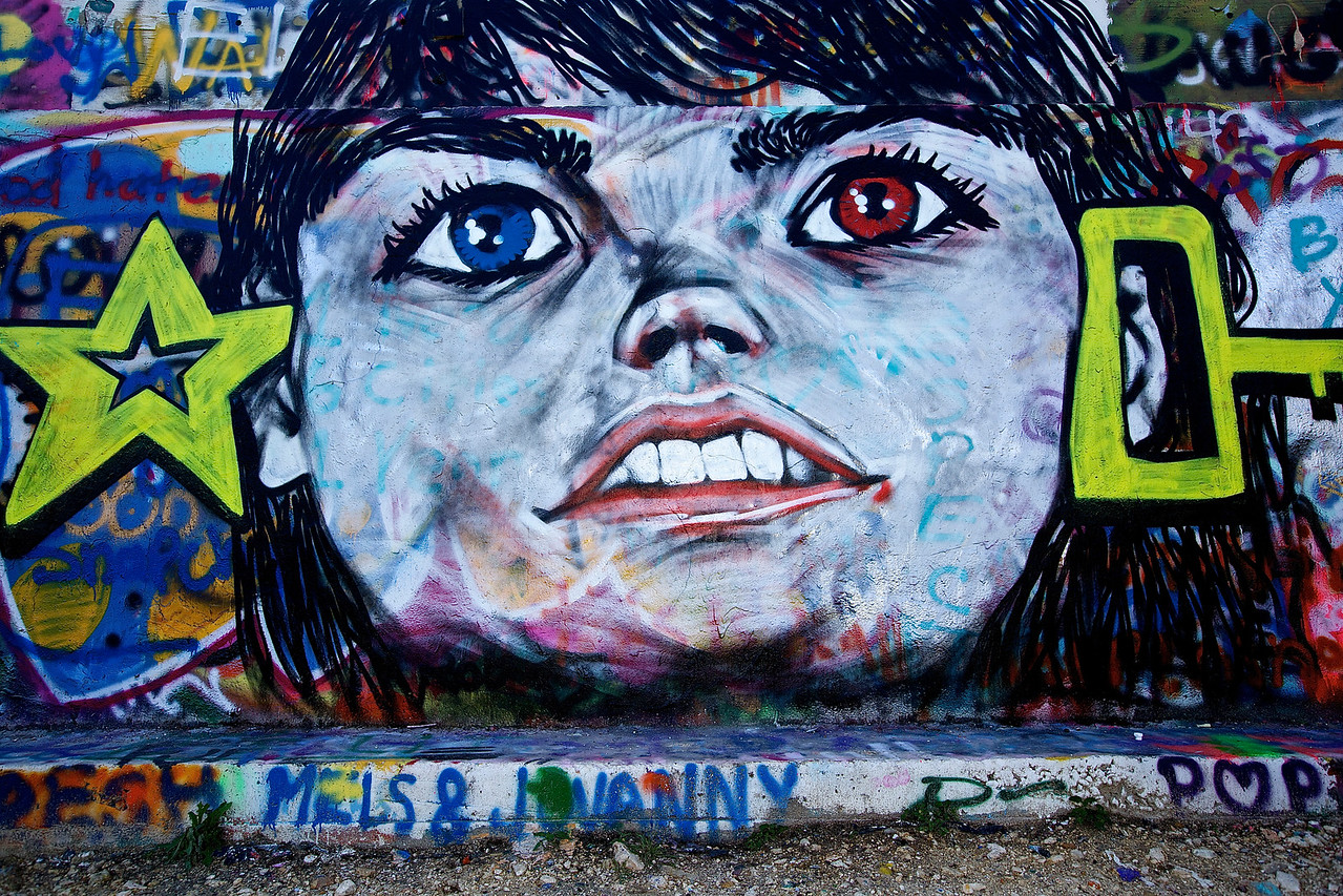 Graffiti Park At Castle Hills #7.  Austin, Texas