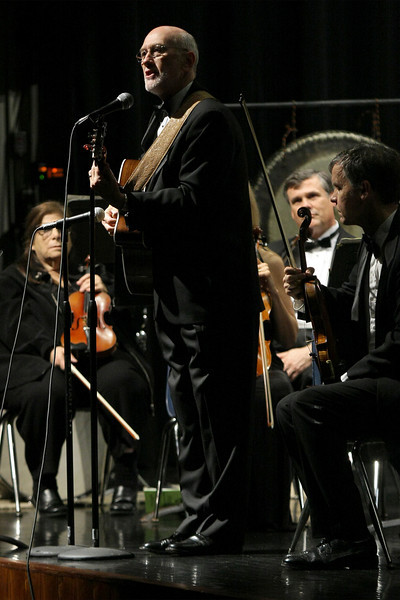 Gerry Timlin guest soloist with Ambler Symphony