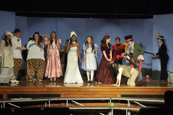 Spring-Ford Youth Community Theater presents 'Alice in Wonderland'