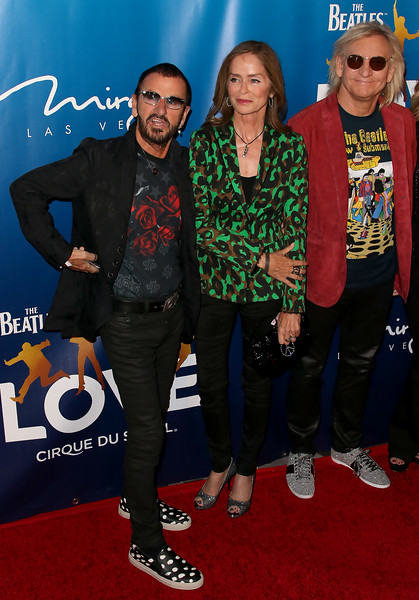 Ringo Starr, Barbara Bach & Joe Walsh