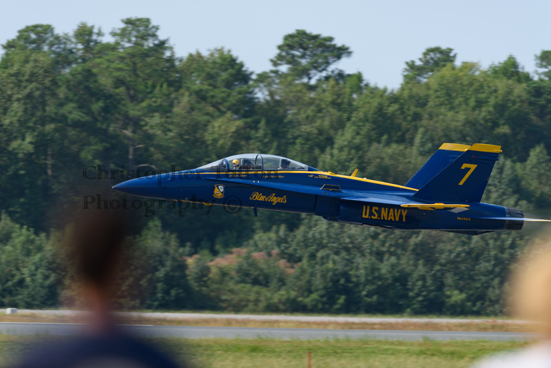 BLUE ANGEL LEVITATION