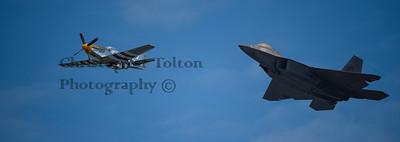 P51 & F-22