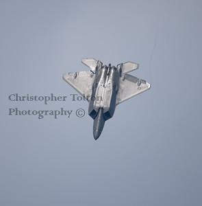 F-22 DESCENT