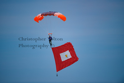 GOLD STAR FLAG JUMP
