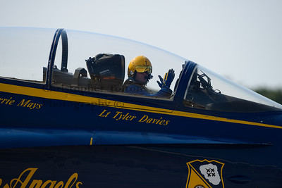 BLUE ANGEL LT DAVIES