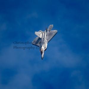F-22 DIVE