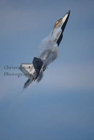 F-22 ADIABATIC CLOUD