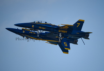 BLUE ANGEL FORTUS MANEUVER