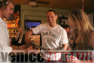 WORKS BY BRADY WALKER.  Visit the Brickhouse Kitchen at 826 Hampton Drive. Venice, CA 90291. (310) 581-1639 Venice, CA 90291. For more information visit www.myspace.com/brickhousekitchen.  www.venicepaparazzi.com