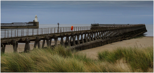 A LAST LOOK AT BLYTH SOUTH PIER FOR A WHILE#2