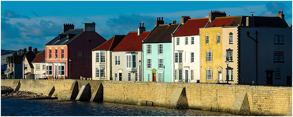 THE TOWN WALL, THE HEADLAND, HARTLEPOOL
