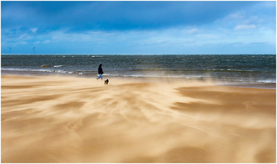 LONG SANDS ⚠️ A WINDY SPRING AFTERNOON # 3