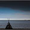 ROKER BEACH - BLUE SKIES OUT AT SEA #2