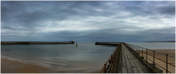 A LAST LOOK AT BLYTH SOUTH PIER FOR A WHILE#3