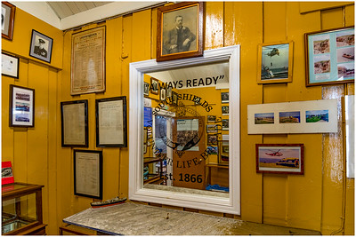 S.S.V.L.B. WATCH HOUSE HERITAGE OPEN DAY 9th SEPT. 2017
