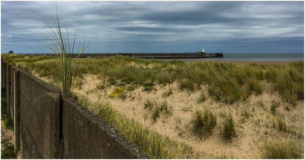 A LAST LOOK AT BLYTH SOUTH PIER FOR A WHILE#1