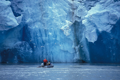 South Sawyer Glacier, southeast Alaska