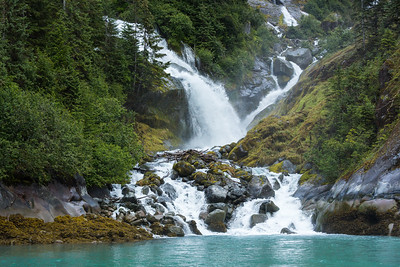 Waterfalls in the Tongass