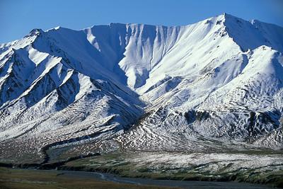 Alaska Range, Alaska
