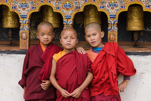 """Bad"" Boys of Bhutan."