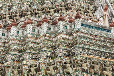 Ornate Buddhism.