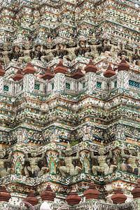 Ornately Buddhist