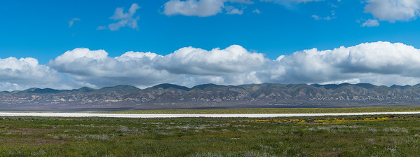 Carrizon Plain, California.