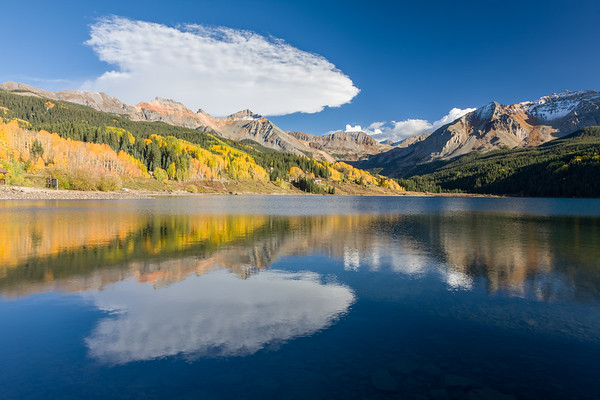 Trout Lake Reflections.