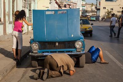 Car Trouble, Havana.