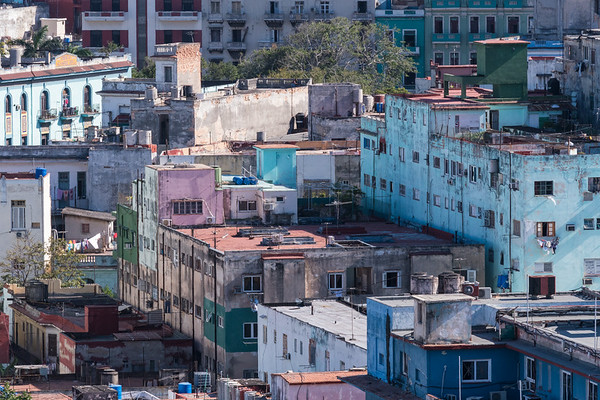 Urban Color, Havana.