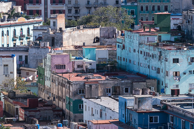 Urban Color, Havana.