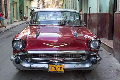 Red Chevy, Havana.