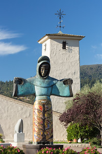 Mondavi Winery Sculpture