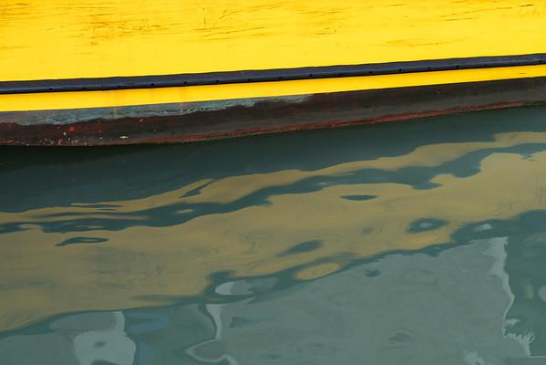 Yellow Boat.