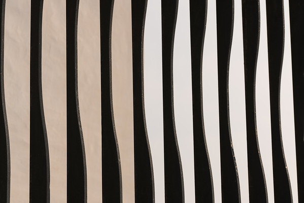 Pattern in White and Black